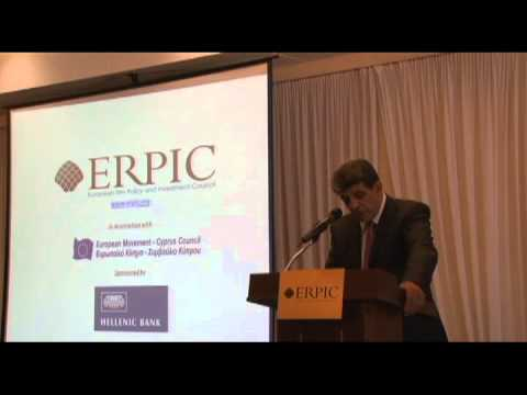 ERPIC -  The Strategic Position of Cyprus in the Energy Sector