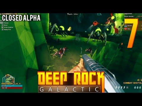 [7] Deep Rock Galactic Alpha w/ GaLm and friends