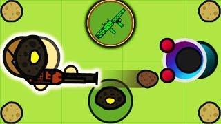 Surviv.io - The Powerful Potato Cannon (Surviv.io Potato Cannon Highlights)