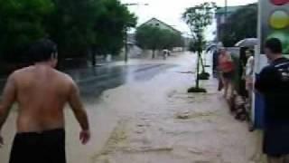 Enchente Jaragua do Sul - Baependi (21/01/2011)