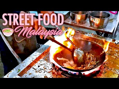 Char Kway Teow @ Kontena Cafe Akhil Hayy Ipoh - Malaysian Street Food