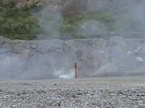 GasGun Surface Test