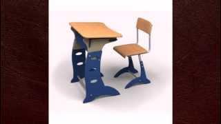 Мебель для школьного класса(, 2015-02-06T16:27:20.000Z)