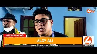 @LIPUTAN4 TV  Penjemputan Kontingan Malut Oleh Pengurus KKMU Kabupaten Mimika