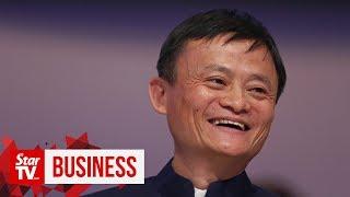 Alibaba's charismaticJackMasteps down
