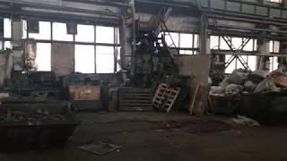 видео Завод винтовых свай айрон