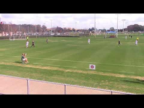 CFC Academy 01 Boys Premier vs. Lobos STATE FINAL