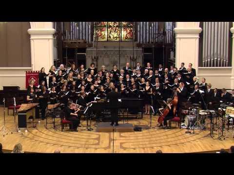 Psalm 23 (Bobby McFerrin) - Congressional Chorus - 2012