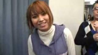 2008年12月26日(金) 「あっ!とおどろく放送局」で放送された、 『あっ!と生忘年会』にて頂きました! 細越アンジェリカさん: http://ameblo.jp/anju-h...