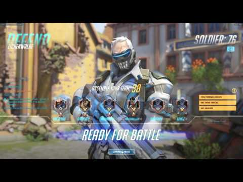 Overwatch Competitive - GOLD BACK!