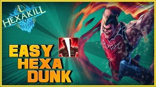 Perfect Hexakill  moments | Insane Darius Best Of Six | Funny Hexakill | ChiliTato.