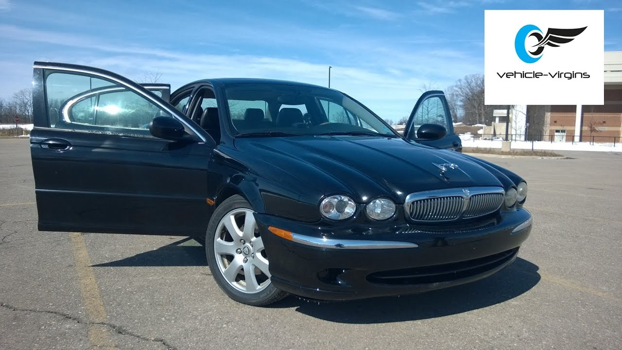 2006 jaguar x type in depth review youtube. Black Bedroom Furniture Sets. Home Design Ideas
