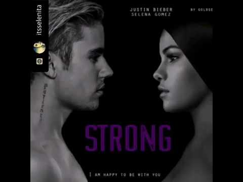 Justin Bieber ft Selena Gomez - Strong audio