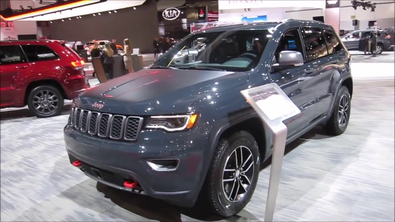 2018 jeep grand cherokee trailhawk youtube. Black Bedroom Furniture Sets. Home Design Ideas