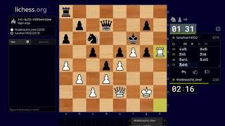 Странные партии #8 Шахматы