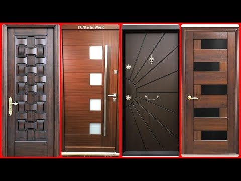 Top Modern Wooden Door Designs for Home | Main Door Design for Rooms House