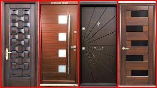 Top Modern Wooden Door Designs for Home 2018 | Main Door Design for Rooms House