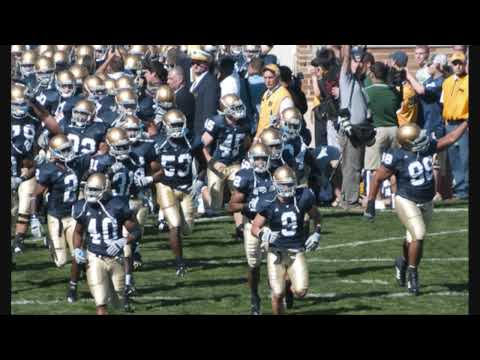 Victory March- Notre Dame FIght Song