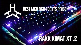 In-Depth Review of Rakk Kimat XT 2 (Wins Best RGB MKB for its Price!)