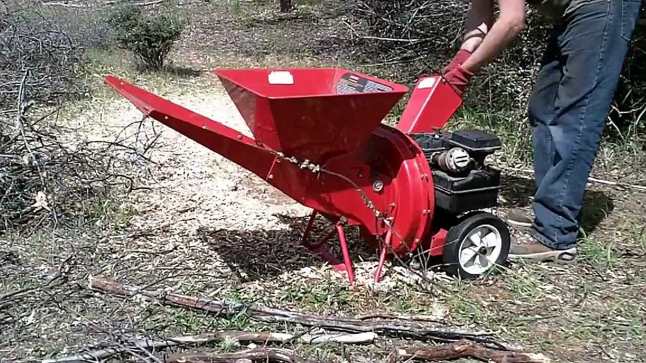 Mtd Chipper Shredder