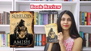 LEGEND OF SUHELDEV BY AMISH TRIPATHI AND WRITERS' CENTRE ll BOOK REVIEW II Saumya's Bookstation