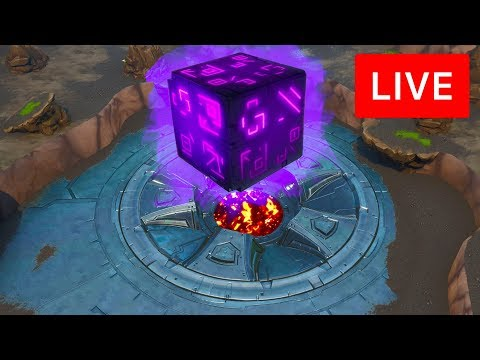 🔴 [LIVE] *NEW* FORTNITE LOOT LAKE EVENT RIGHT NOW! FORTNITE CUBE EVENT (FORTNITE BATTLE ROYALE)