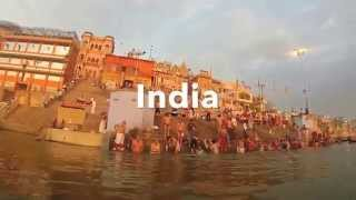 Travel India 2014 - Delhi to Goa with Intrepid Travel