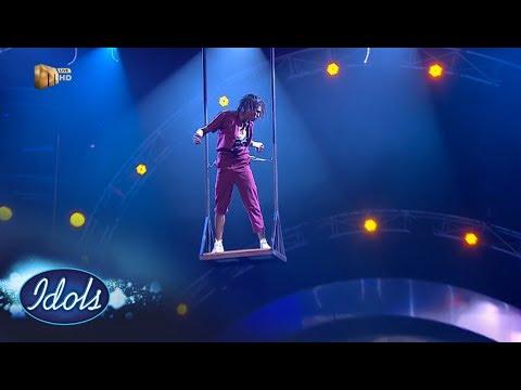 Top 7 Showstopper: Thato -  'Mamelani' – Idols SA | Mzansi Magic
