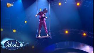 Top 7 Showstopper: Thato -  'Mamelani' – Idols SA   Mzansi Magic
