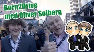 Born2Drive med Oliver Solberg - FESTPREMIERE i Oslo