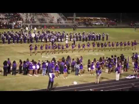 Mattie T Blount High School Alumni Band Homecoming Field Show