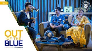 Arjun Kapoor On The Chelsea Development & Top 4 Race | Out Of The Blue: Ep 3