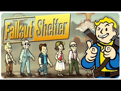 NEW Bunker Survival Shelter In The Fallout Universe! | FALLO