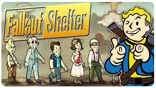 NEW Bunker Survival Shelter In The Fallout Universe! | FALLOUT SHELTER Gameplay