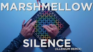 Marshmello ft. Khalid - Silence (Illenium Remix) // Launchpad Cover