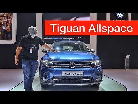 VW Tiguan Allspace | Ulasan 7 MENIT
