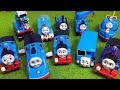きかんしゃトーマス プラレール 事故ばかり!じこはおこるさ!沢山の電車や新幹線が大変!mirinmirin