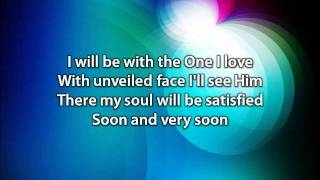 Soon   Hillsong United (with Lyrics)