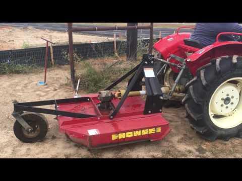 Yanmar tractor Manual 2620