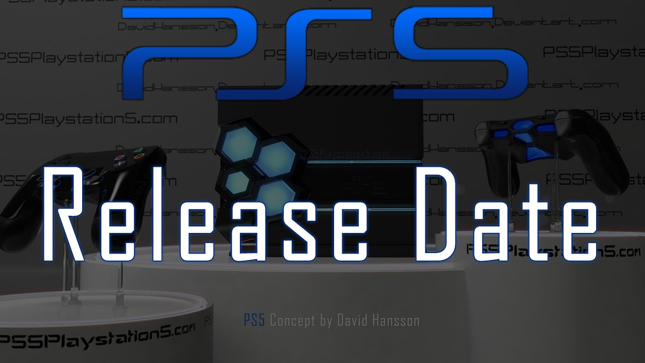 PS5 Release Date - Countdown to PS5 Launch