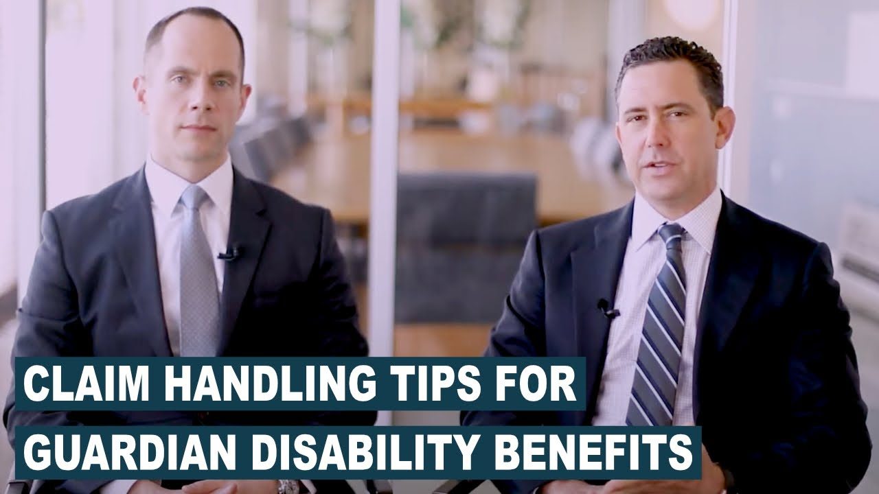 Attorneys For Guardian Life Disability Claims