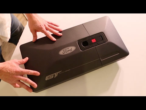 2017 Ford GT Order Kit Unboxing with Camilo Pardo