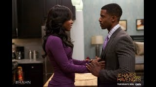 Tyler Perry's The Haves and the Have Nots: Is Melissa REALLY Pregnant?