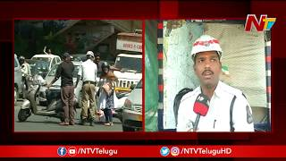 కెన్ యు హియర్ మి? | Focus On Traffic Rules Violation And Challans In Hyderabad