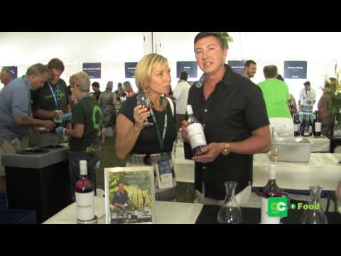Food & Wine Classic: Sissy Sipping Nellcôte Wine