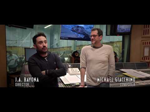 Jurassic World: Fallen Kingdom / The Making of the Score by Michael Giacchino 1 of 3