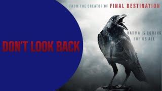 DON'T LOOK BACK - (Kourtney Bell, Will Stout, Skyler Hart) OFFICIAL TRAILER (2020)