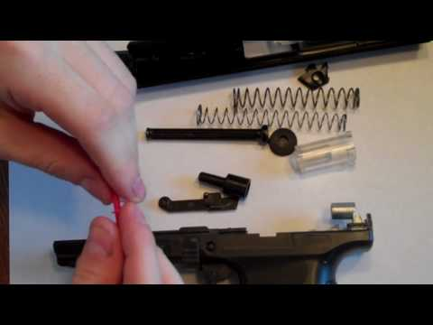 Airsoft Walther P99 Disassembly/Reassembly