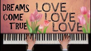 ドリカムの「LOVE LOVE LOVE」を演奏しました。 これだけのシンプルな歌詞で世界観を作り出す超名曲です! 吉田美和の深みのある音色が曲の雰囲気...