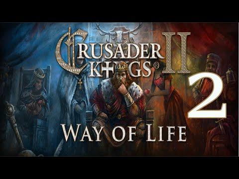 Let's Play Crusader Kings 2 Way of Life - 2 - India |